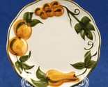 Stangl sculp fruit bread plate thumb155 crop