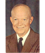 A Guest of President Eisenhower Vintage 1971 Post Card  - $7.00