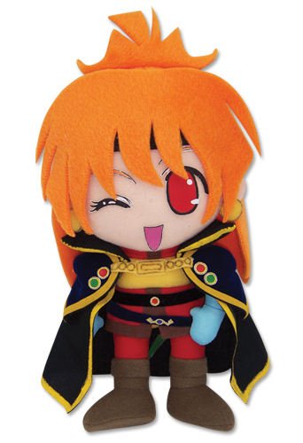 Slayers: Lina Inverse Soft Doll Plush GE7066 NEW!