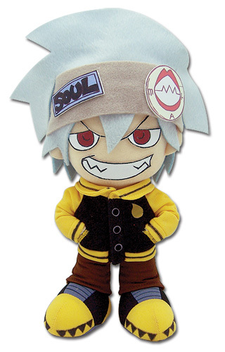Soul Eater: Soul 9 Inch Tall Plush GE8930 NEW!