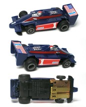 1980 Ideal Majorette Tcr MK3 Union Indy #1 Usa Slot Car Unused Great Chassis! A+ - $44.54