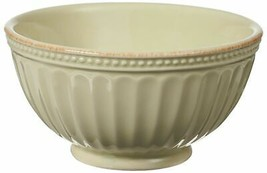 Lenox French Perle Everything Bowls Set of 4   Pistachio - $64.35