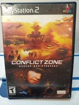 Conflict Zone (Sony PlayStation 2, 2002) - $5.93
