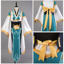 Fate Grand Order Berserker Kiyohime Cosplay Outfit Dress Kimono Gown Set Costume - $111.41+