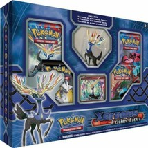 XERNEAS XY LEGENDS Collection Box POKEMON TCG Cards Sealed Booster Pack ... - $54.99