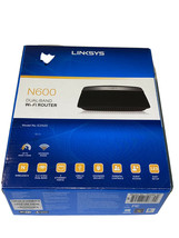 Cisco Linksys Advanced Simultaneous Dual-Band Wireless-N Router (E2500NP) - $14.03