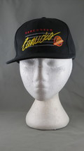 Vancouver Cancuks Hat (VTG) - Script Front with Logo - Adult Snapback - $65.00