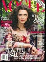 Vogue, October 2008 Issue - $12.31