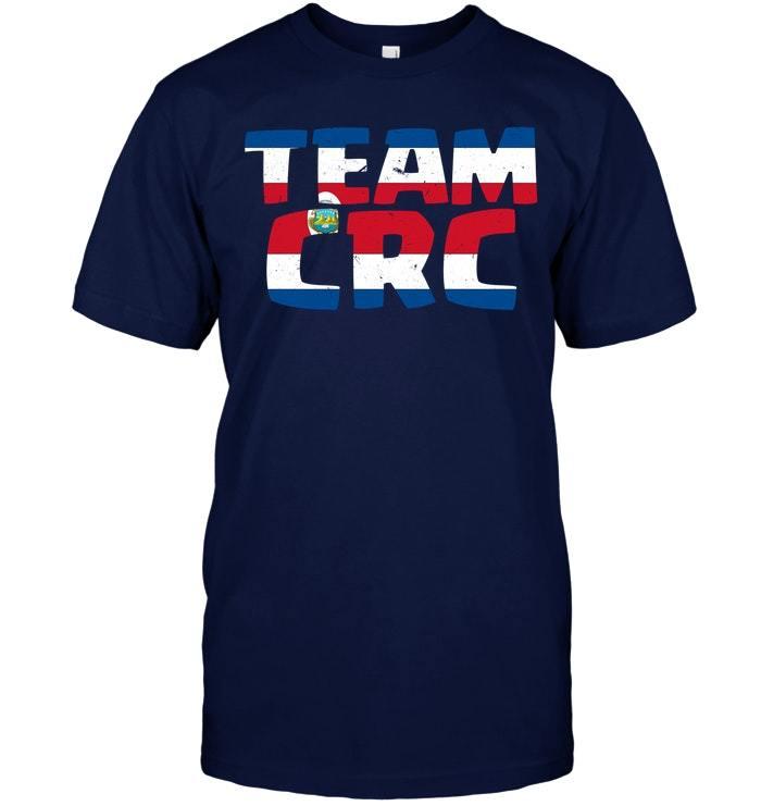 Costa Rica Team 2018 Champions Tshirt