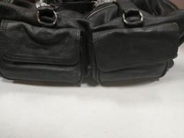 Paige Novick  Black Leather  Purse  - $24.74