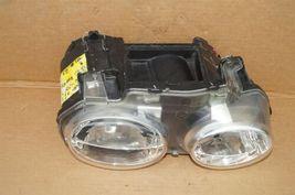 04-07 Jaguar XJ8 XJR VDP Headlight Lamp Halogen Driver Left Side LH - POLISHED image 6