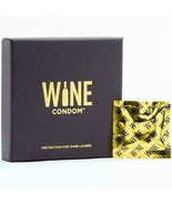 6 Pack! Wine Condom Bottle Stoppers - $27.60