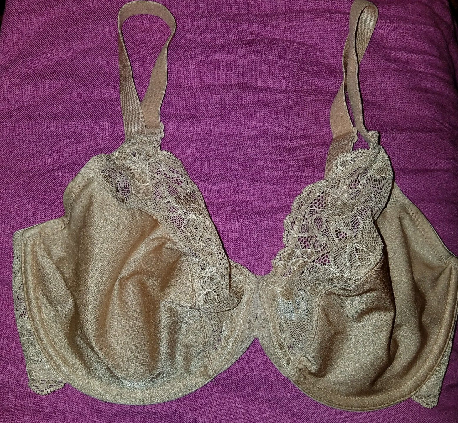 Body by Wacoal Underwire Bra 65115 RED 34C NEW WITH TAGS