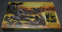 Batman Begins: Shadow Assault Board Game Mattel [NEW & SEALED] - $14.00