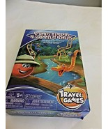 3D Snakes & Ladders Travel Size Family Board Game 2-4 Players New - $11.88