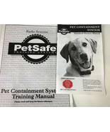 PetSafe Electric Radio Fence RF-1010 Replacement Instruction Owner Manua... - $11.87