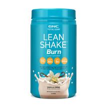 GNC Total Lean LEAN SHAKE -Burn- Vanilla Creme 16 servings 1.63lbs. BB 0... - $37.77