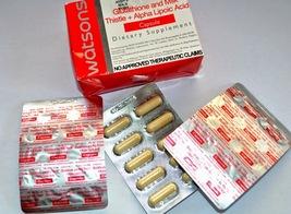 Watsons Pharmacy Maximum Skin Whitening Glutathione Supplement 30 capsules - $139.99