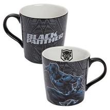 Black Panther Ceramic Mug Black - $14.98