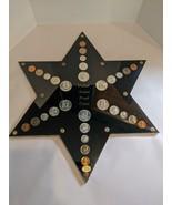 US Proof 5 Coin 6 Sets 1959 1960 1961 1962 1963 1964 in Unique Plexi Sta... - $249.95