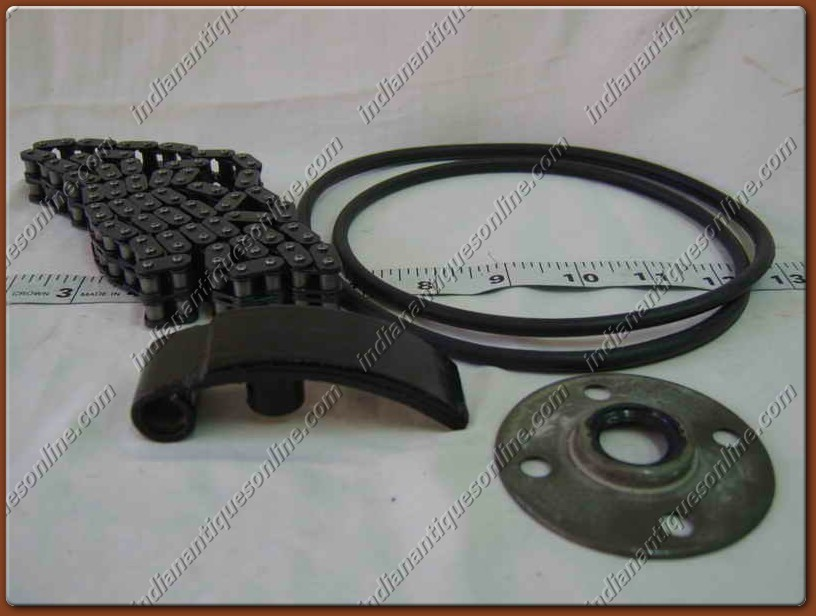 ROYAL ENFIELD MOTORCYCLE~PRIMARY CHAIN OVERHAUL KIT~BN
