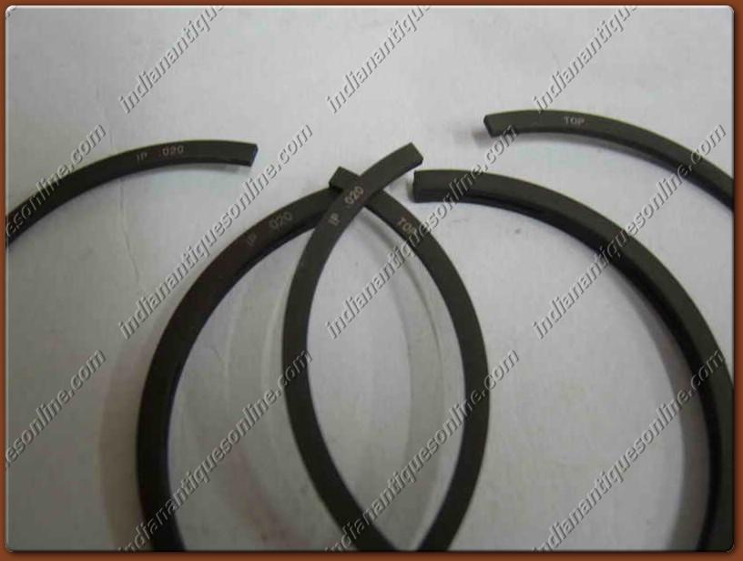 Royal Enfield Bullet Piston Ring Set 500cc standard BN