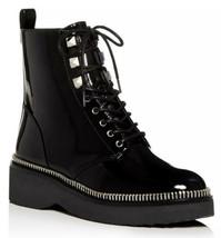 Michael Michael Kors Haskell Bootie, combat boots Black, Size 8M NIB MSRP $250 - $163.34