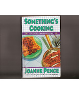 Somethings Cooking An Angie Amalfi Mystery Joanne Pence - $3.50