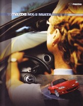 2005 Mazda MX-5 MIATA sales brochure catalog 05 US - $10.00