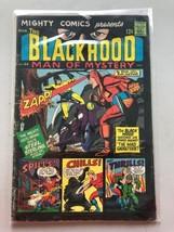 Mighty Comics (1966) #44 Black Hood Man of Mystery - $19.80