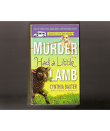 Murder Had a Little Lamb A Reigning Cats & Dogs Mystery - $3.50