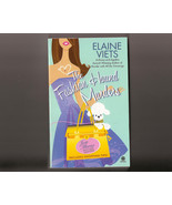 The Fashion Hound Murders Josie Marcus Mystery Shopper - $3.50