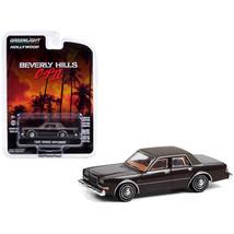 1982 Dodge Diplomat Brown with Vinyl Brown Top Beverly Hills Cop II (198... - $21.19
