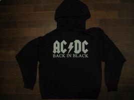 AC/DC - Back In Black - Hoodie. Brand New  - $29.99+