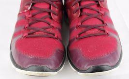 Asics Gel Passform Vida Damen Schuhe Rot Laufen Training Sneakers Schnürsenkel image 8