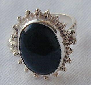 Maskit silver onyx a