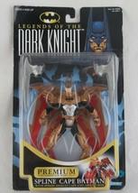 Legends of the Dark Knight Spline Cape Batman Action Figure Kenner 1996 - $14.84