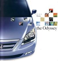 2006 Honda ODYSSEY brochure catalog 06 US LX EX Touring - $6.00