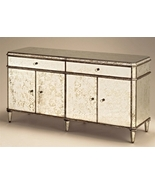 CURREY & CO. COMPANY, Antique Mirror Buffet Credenza # 4208, Hollywood R... - $4,490.00