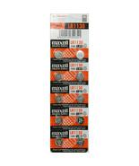 Maxell Batteries LR1130 (189, LR54, AG10) Alkaline Button Size Battery,1... - $4.99