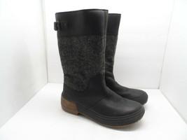 Merrell Women's Haven Tall Buckle Waterproof Boot Black Size 7.5M - $61.74
