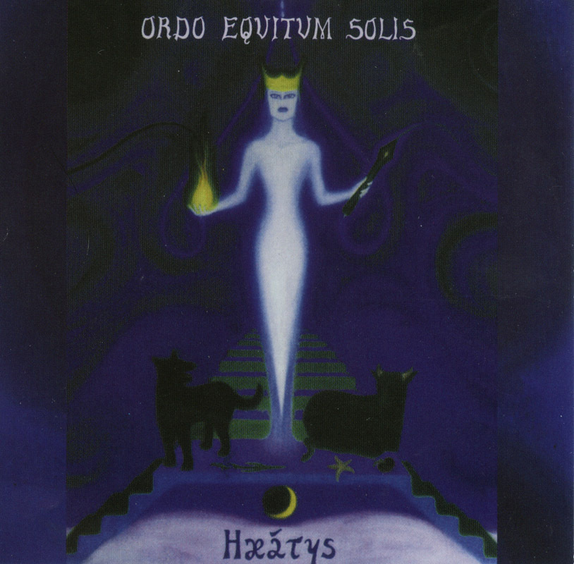 Primary image for Ordo Equitum Solis - Hecate 1997 CD Darkwave