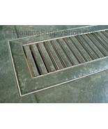 Chameleon Tile Floor Vent Registers 4 x 12 Thickness 3/8 - $107.95
