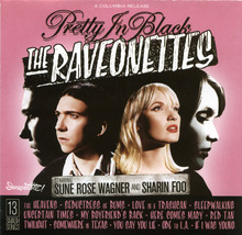 The Raveonettes - Pretty In Black 2005 CD Twangy Garage Pop  - $5.00