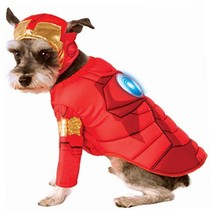 Rubies Costume Avengers Assemble Deluxe Iron Man Pet Costume, Medium - €10,60 EUR