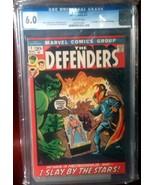 Defenders (1972) # 1 CGC Graded 6.0 FINE - $118.99