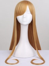 SAO Project Alicization Asuna Goddess of Creation Stacia Cosplay Wig - $35.00