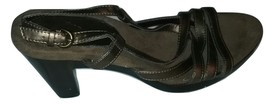 Aerosoles Womens Brown Open Toe Casual Strappy Sandals.Size 9.5  - $14.99