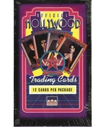 HOLLYWOOD WALK OF FAME 36 PACK BOX MINT SEALED STARLINE RARE - $14.95