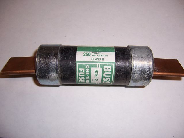 Primary image for NON-125 cartridge fuse 125 amp 250 volt